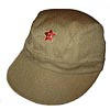 Russian Army military Soldier Green Cap