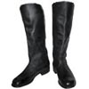 Soft Leather High OFFICER BOOTS new HQ