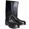 Soviet soldier Leather Kersey jack boots