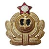 Military Russian Navy hat badge Cockade