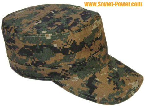 Us Marines Marpat 4 Color Digital Camo Cap For Sale Buy