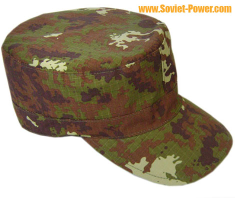 Italian Vegetato Camo hat 4-color Rip-Stop