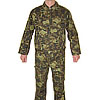 Russian Air Force Uniform green camo RIPSTOP suit