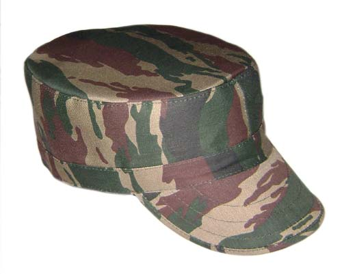 "Russian Army hat dark-green ""reed"" camo cap"
