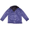 Russian military pilot winter blue jacket