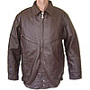 Russian Army military Pilot leather jacket