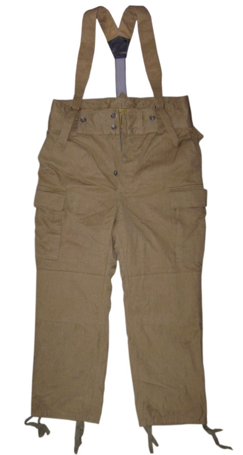 Soviet surplus trousers from Afghanistan uniform
