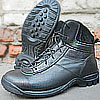 Black warm tactical boots ARAVI WINTER