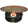 Soviet / Russian Army Sergeant military Visor Hat