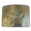 Soviet Golden buckle for belt Air Force