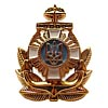 Ukraine Army insignia Officer hat badge 6