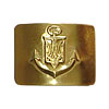 Ukrainian Navy Fleet buckle for sailors belt