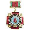 CHAES Member of the Chernobyl aftermath liquidators medal