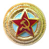 Soviet AIR FORCE Marshalls & Generals insignia HAT badge