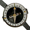 Russian hiking HAND COMPASS Adrianov made in USSR