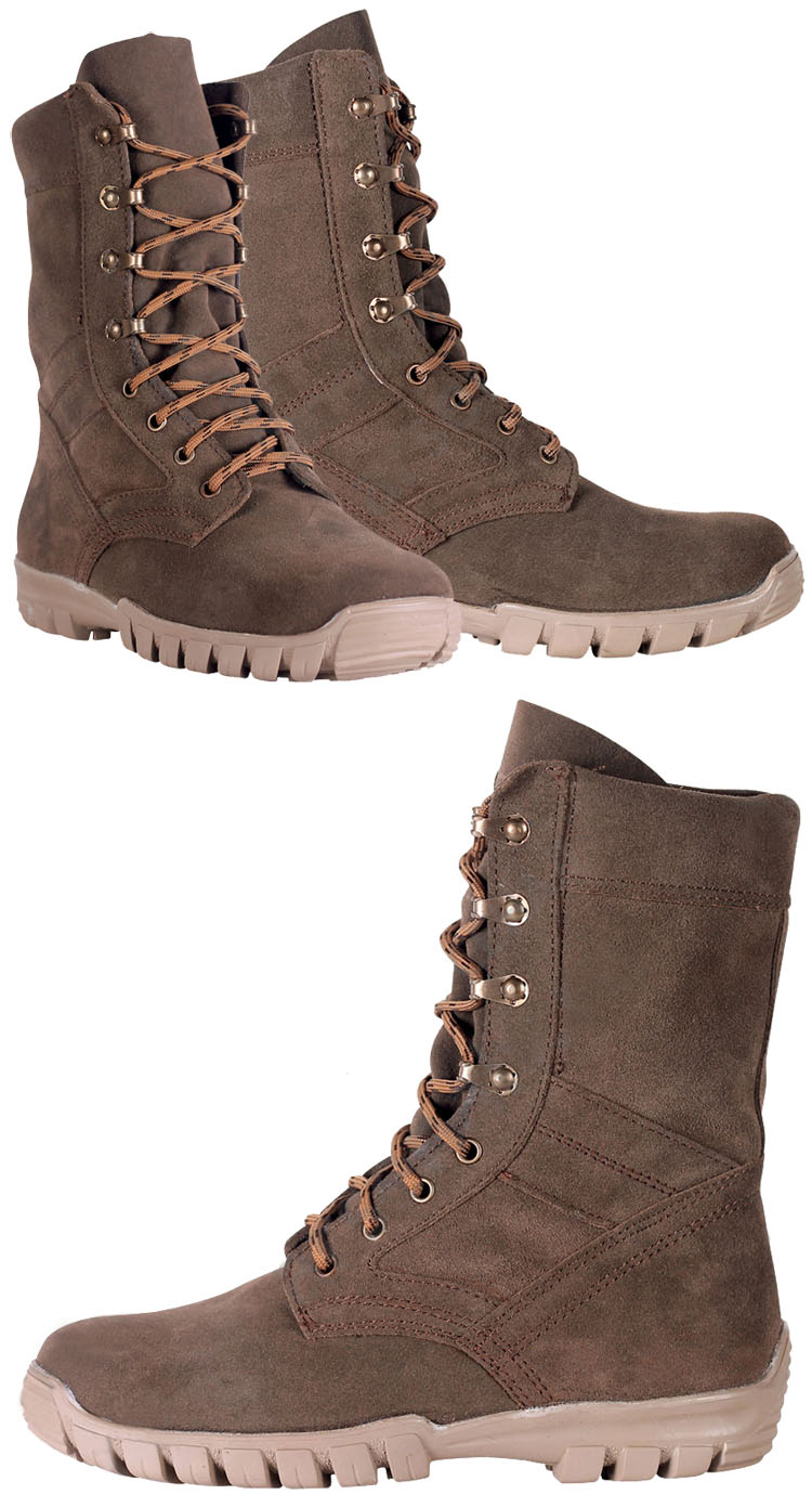 Russian leather Bytex boots COYOTE Chameleon