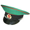 USSR Army Frontier Guards Sergeant visor cap