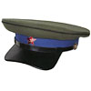 Russian CAVALRY VISOR CAP Red Army hat