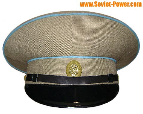 Soviet AVIATION GENERAL VISOR CAP Air Force hat
