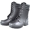 Russian Officers statutory high leather winter boots