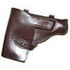 Russian Army PM Makarov leather brown holster