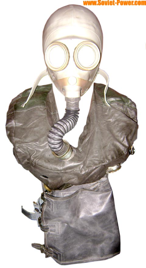 Soviet / Russian special SUBMARINE Gas Mask