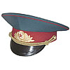 USSR Army Internal Troops special visor hat