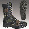 Tactical Russian RUSH JUNGLE camo high boots