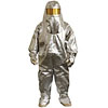 Russian FIREMAN reflective heat protection suit