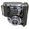 MOSKVA 5 Russian AGFA copy rare folding 6X9 camera