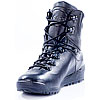 Black leather Assault boots URBAN type MONGOOSE