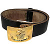 Russian Navy MARINES special leather belt