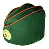 Soviet / Russian Army Officer PILOTKA HAT green military cap