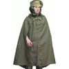 Russian Army Military GROUNDSHEET (tent + raincoat)