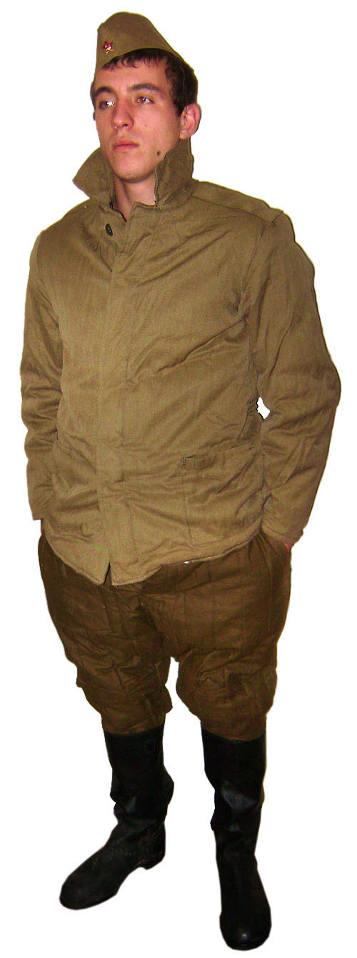 f228feb8fe1 Warm quilted Jacket with trousers from Russian Army for sale - buy ...