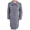 Russian military Soviet AVIATION parade Officers overcoat
