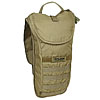 Russian Army tactical backpack with hydration system 3 liters