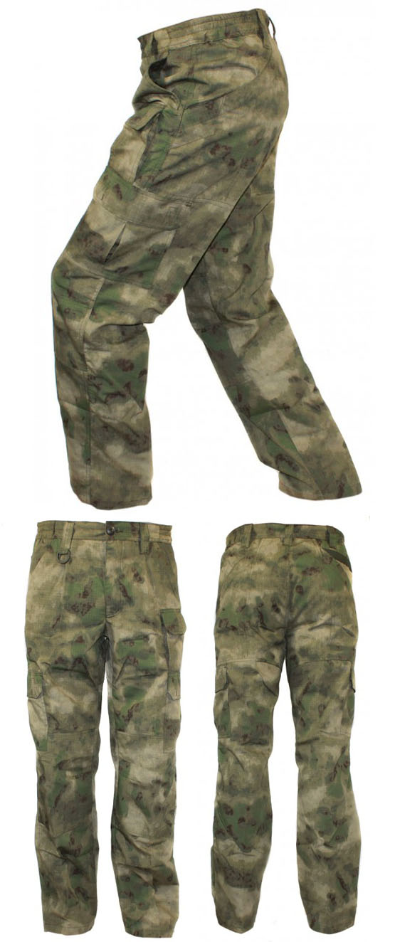 Summer TACTIC trousers rip-stop military pants A-TACS