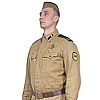 USSR Artillery / Tank soldiers Russian military uniform
