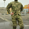 Russian Spetsnaz tactical THUNDER uniform with kneepads PYTHON
