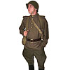 Infantry Officer Russian Soldier Uniform