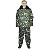 Ukraine Army ATO camo winter uniform with fur collar
