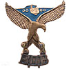 Russian Spetsnaz VDV Badge PARATROOPER Eagle & Plane