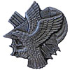 Russian VDV Metal Badge SWAT with Eagle PARATROOPER