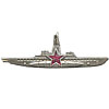 Soviet / Russian Submarine Commander badge Red Star