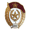 USSR special ARMS MILITARY SCHOOL cadets Badge