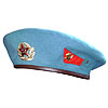 Russian Army Airborne troops blue BERET hat