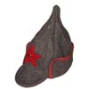Russian Red Army woolen hat BUDENOVKA type 1