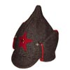 Russian Red Army woolen hat BUDENOVKA type 4