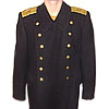USSR military overcoat Rear-Admiral NAVAL winter Coat